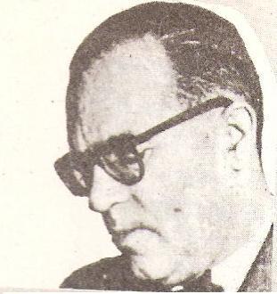 Foto de João Guimarães Rosa.