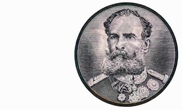 Marechal Deodoro da Fonseca (1827-1892) liderou as tropas que proclamaram a República em 15 de novembro de 1889.