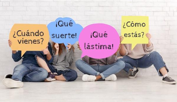 Os pronombres interrogativos y exclamativos em espanhol obedecem a regras de acentuação específicas.