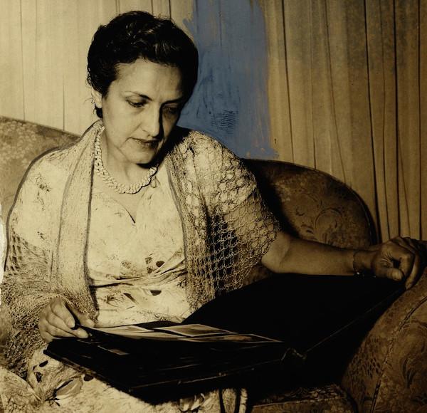 Cecília Meireles, poetisa da segunda fase do modernismo brasileiro.