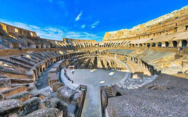 Os romanos foram uma das grandes civilizações clássicas que existiram na Antiguidade.[1]