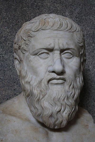Platão foi o primeiro filósofo a teorizar a dialética. [1]