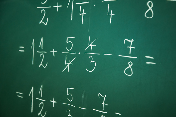 Operacoes Com Fracoes Aprenda Como Resolve Las Mundo Educacao