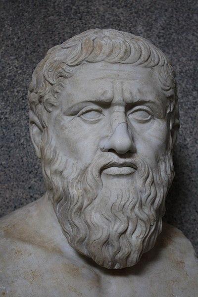 Platão, discípulo de Sócrates.[2]