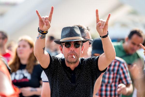 O Dia Mundial do Rock, comemorado em 13 de julho, celebra um dos estilos musicais mais famosos do planeta.[1]