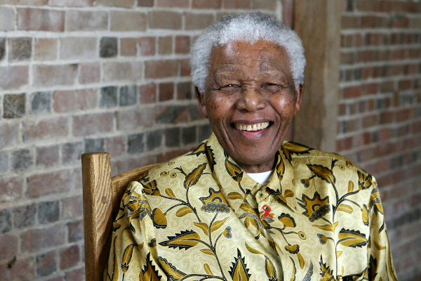Nelson Mandela foi um dos grandes nomes na luta contra a segregação racial na África do Sul.[1]