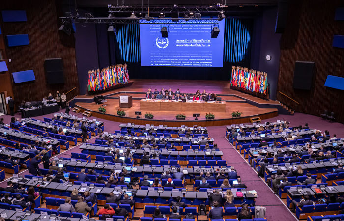 Atualmente, o Tribunal Penal Internacional possui 123 países-membros, isto é, países que reconhecem a autoridade do TPI.[2]