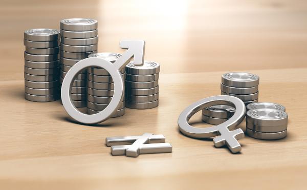 As mulheres ainda recebem os salários menores do que os dos homens.