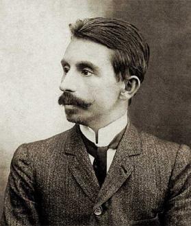 """Euclides da Cunha é o autor de """"Os sertões"""";"""