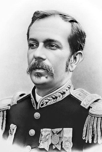 """Floriano Peixoto foi o segundo presidente do Brasil (1891-1894) e entrou para a história como """"Marechal de Ferro""""."""