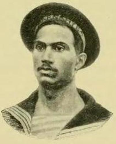 Marcílio Dias, herói da Guerra do Paraguai.
