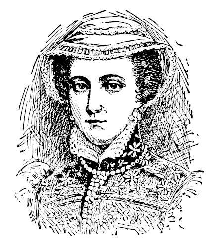 Ao longo de sua vida, Maria Stuart casou-se três vezes e teve um filho. Morreu decapitada em 1587.