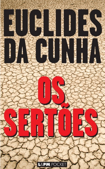 Capa do livro Os sertões, de Euclides da Cunha, publicado pela editora L&PM.  1 