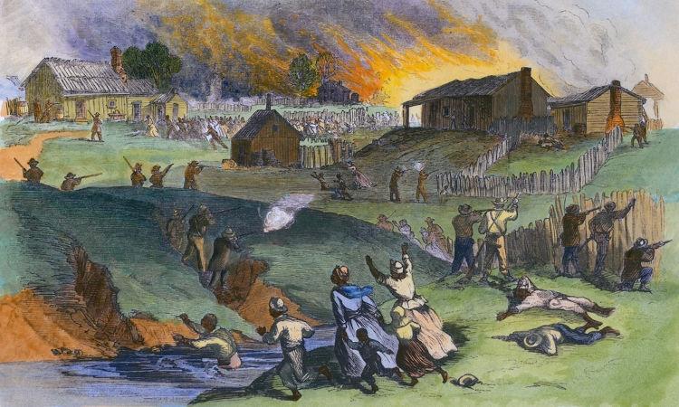 A Lei do Ventre Livre foi defendida como uma reforma necessária para evitar que rebeliões de escravos acontecessem no Brasil.