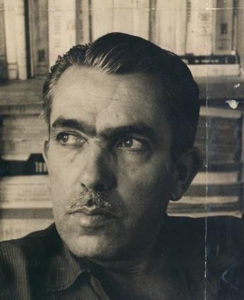 Rubem Braga, em 1966.