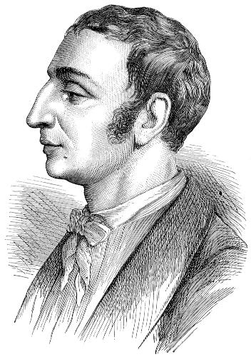 Saint-Simon, teórico do socialismo utópico. O primeiro pensador a usar o termo socialismo.