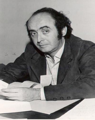 Jornalista Vladmir Herzog, que foi morto na sede do DOI-CODI em São Paulo.[2]