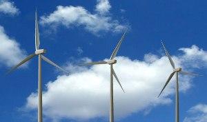 Energia eólica é uma fonte alternativa