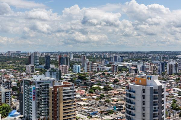 Manaus, capital do Amazonas. [1]