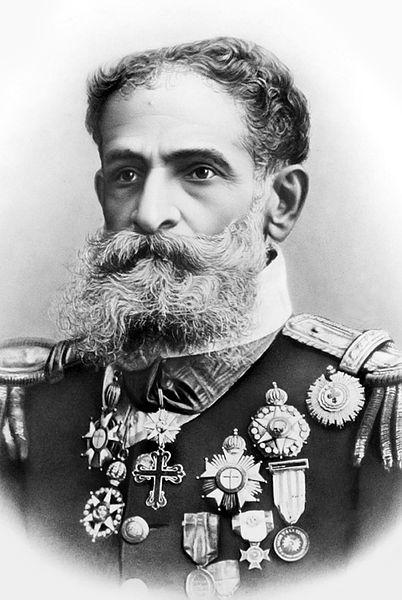O Marechal Deodoro da Fonseca liderou as tropas que derrubaram Dom Pedro II e instalaram a República no Brasil.