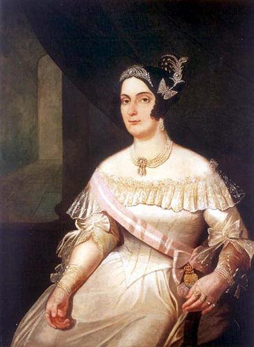 Domitila nasceu em São Paulo e marcou a história do Brasil por ter sido amante de D. Pedro I por sete anos.[1]