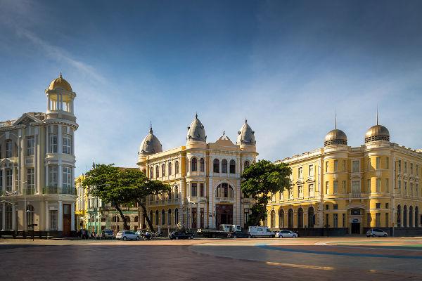 Recife foi palco da última rebelião provincial do Brasil Império.