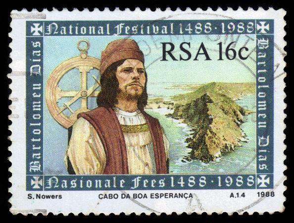 Superar o Cabo da Boa Esperança, em 1488, permitiu com que Portugal estabelecesse uma rota marítima até as Índias.[2]