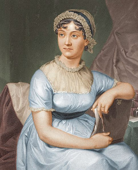 Jane Austen é uma autora ainda muito lida e admirada.