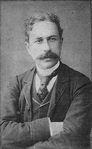 Joaquim Nabuco foi uma das grandes personalidades que lutaram pela abolição do trabalho escravo no Brasil.[1]
