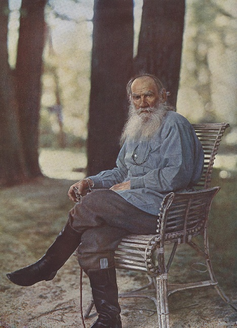 Liev Tolstói escreveu obras que ganharam o mundo em razão da densidade de seus enredos.