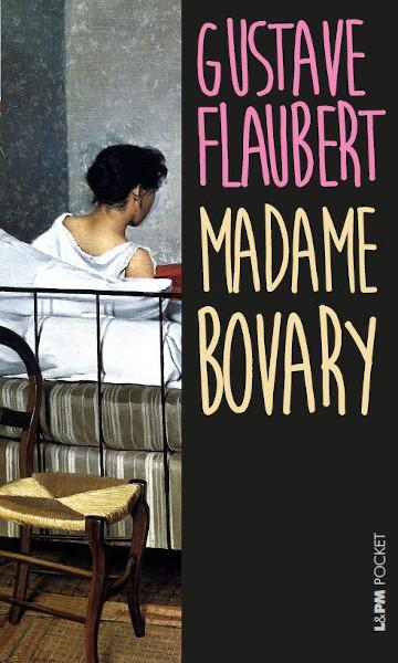 Capa do livro Madame Bovary, de Gustave Flaubert, publicado pela editora L&PM. [1]