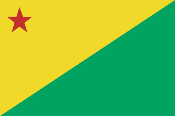 Bandeira do estado do Acre