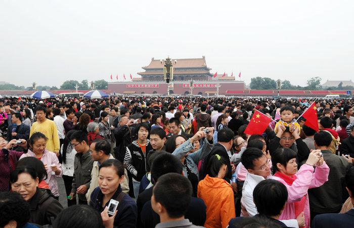 A China passou por um rápido processo de crescimento populacional, atrelado à industrialização e à urbanização.