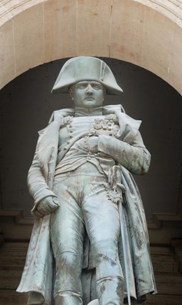 Com Napoleão Bonaparte nasceu o exército nacional francês, um elemento imprescindível para a composição da ideologia nacionalista.