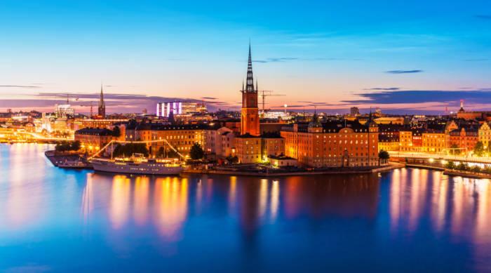 A Suécia é o país da inovação e do desenvolvimento sustentável.