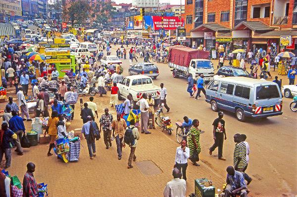 Quatro diferentes formas de governo são encontradas nos países da África, sendo elas: