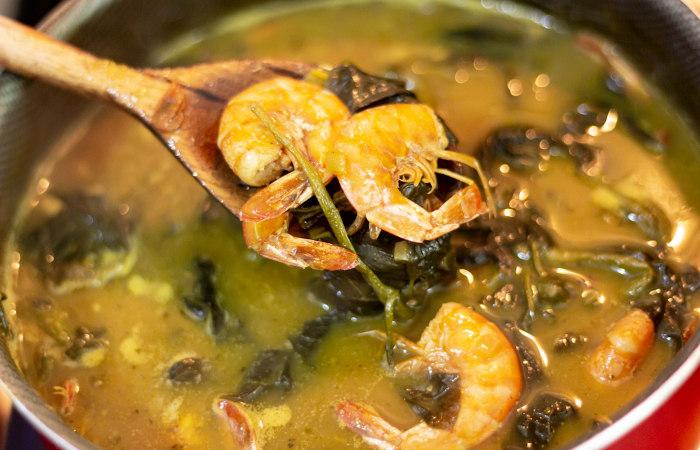 O tacacá é um dos pratos típicos do Amapá.