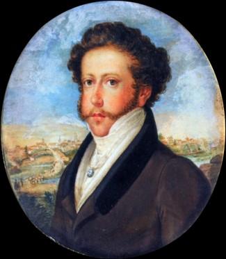 Dom Pedro I era imperador do Brasil durante a Guerra da Cisplatina e enfrentou grave crise político-econômica logo após o final do conflito, em 1828.