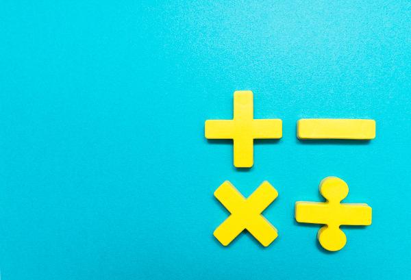 A expressão numérica é um conjunto de números e as operações fundamentais entre eles.