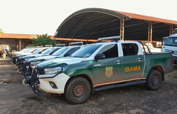 O Ibama foi criado para integrar a gestão ambiental no território brasileiro. [1]