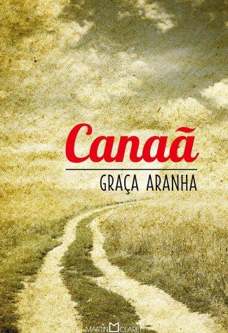 """Capa do livro """"Canaã"""", de Graça Aranha, publicado pela editora Martin Claret.[1]"""