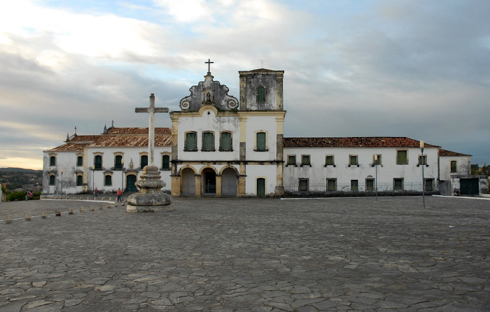 A Praça de São Francisco, fundada no ano de 1607, na cidade de São Cristóvão, foi um dos marcos do processo de colonização do estado. [1]