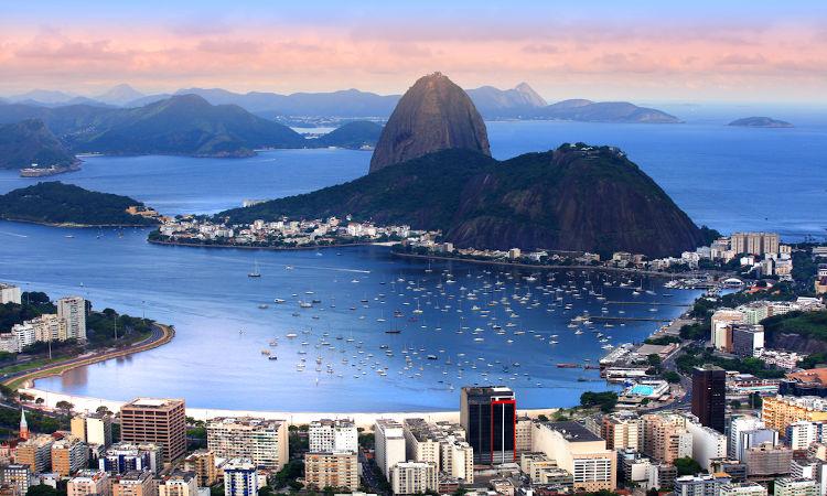 A cidade do Rio de Janeiro é a segunda maior economia do Brasil.