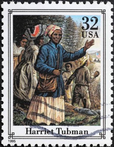 As missões de Harriet Tubman na Underground Railroad resultaram num total de 70 pessoas salvas da escravidão.[1]