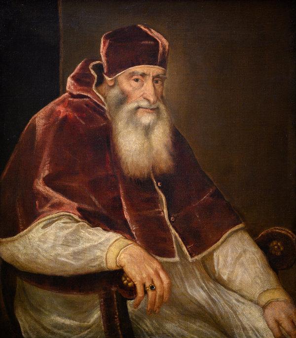 O Papa Paulo III foi quem organizou o Concílio de Trento, com o objetivo de discutir estratégias para barrar o avanço protestante na Europa.
