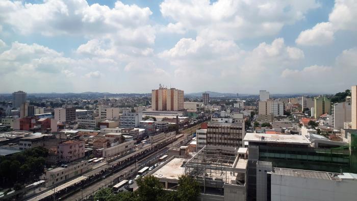 A cidade de Nova Iguaçu é a segunda maior em população do Rio de Janeiro. Ela está localizada na Baixada Fluminense.