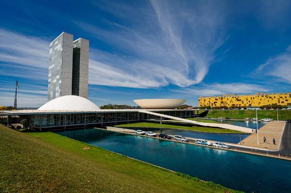 A cidade de Brasília é a sede do governo federal do Brasil. Ela possui uma grande importância política e histórica para o país.