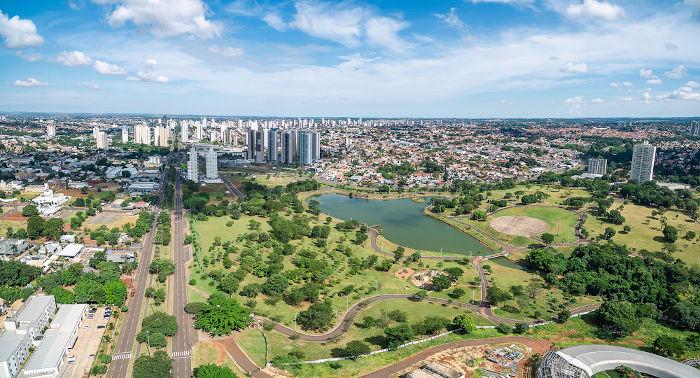 A capital do Mato Grosso do Sul, Campo Grande, é a cidade mais populosa e importante do estado.