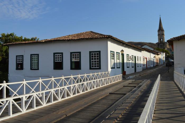A Cidade de Goiás foi a primeira capital estadual e hoje é um dos principais polos turísticos do estado. [1]