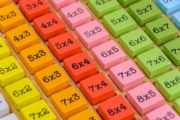 A multiplicação é uma operação básica da Matemática.[1]